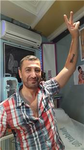 Murat İsim Dövmesi / Name Tattoos