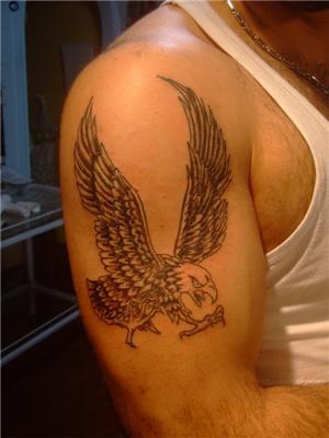 kartal-dovmesi---eagle-tattoo