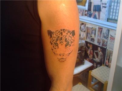 leopar-dovmesi---leopard-tattoo