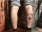 cift-basli-gokturk-kartali-ve-oguz-boylarinin-tamgalari-dovmesi---double-headed-eagle-tattoo