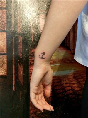 bilege-capa-dovmesi---anchor-tattoo