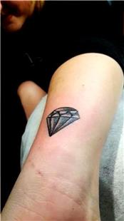 Elmas Dövmesi / Diamond Tattoo