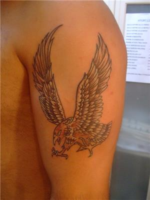 kartal-dovmesi---eagle-tattoo