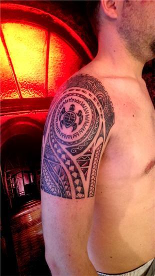 maori-kol-omuz-kapama-dovmesi---maori-sleeve-tattoo