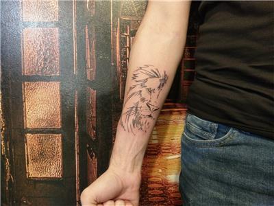 aslan-dovmesi---lion-tattoo