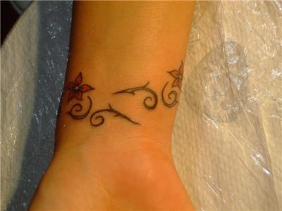 cicek-dovmeleri---flower-tattoos