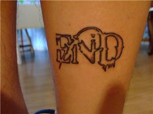The End Dövmesi / The End Tattoo